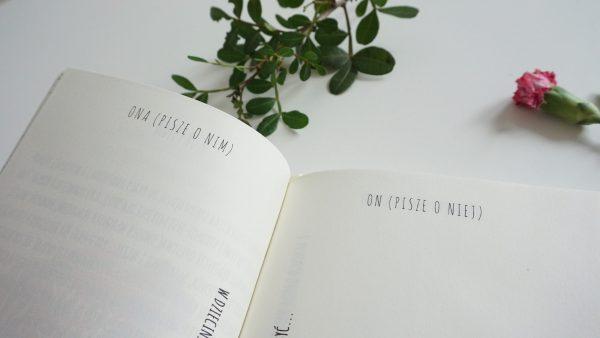 Notes marzeń dla par (black&white)