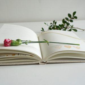 Notes marzeń dla par (zielony)