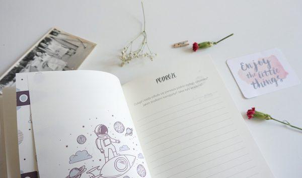 Witaj Świecie | Pamiętnik | PERSONALIZOWANY