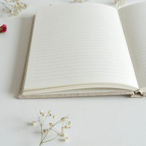 Notes A5 W LINIĘ (Jaczi #wędrowiec)