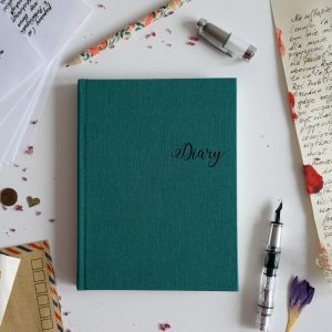 Notes B6 DIARY (zielony I)