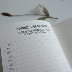 Planner Ślubny