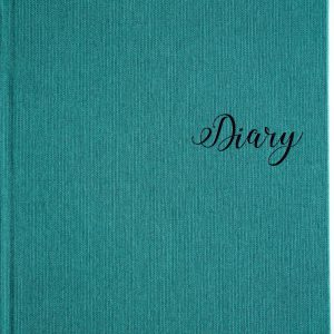 Notes B6 DIARY (zielony I)